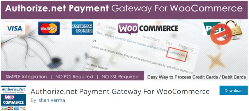 Authorize.net SIM Payment Gateway