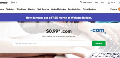 Best Godaddy Coupon Codes For Domains, Email Marketing, Hosting SSL