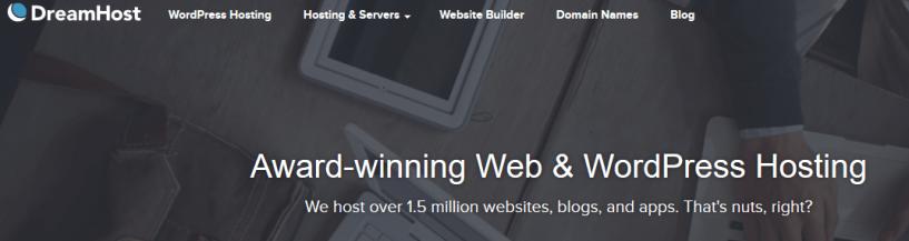 DreamHost Hosting - HostGator Web Hosting Alternative