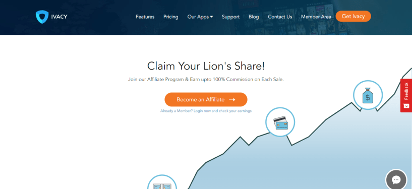 Ivacy VPN - Best VPN Affiliate Programs and Commissions