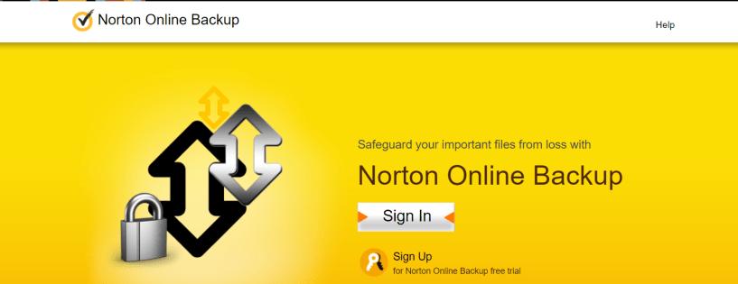 Norton Online Backup- Best Cloud Backup For Windows
