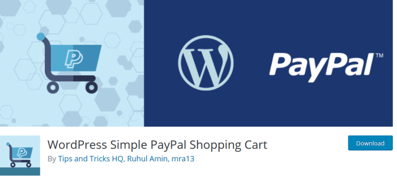 PayPal Shopping Cart Plugins - Build a Travel Business Website