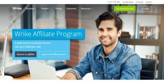Wrike Affiliate Program