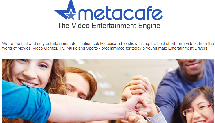 MetaCafe.com - Website to Earn Money