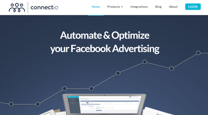 Connectio- Best Facebook Ads Spy Tools