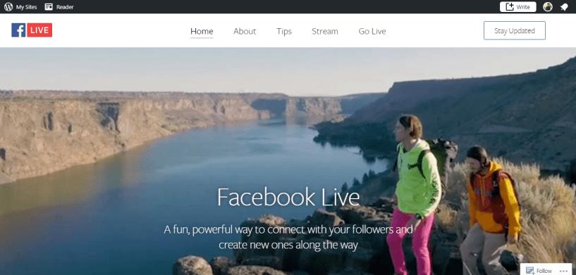 Facebook Live - Best Webinar Software
