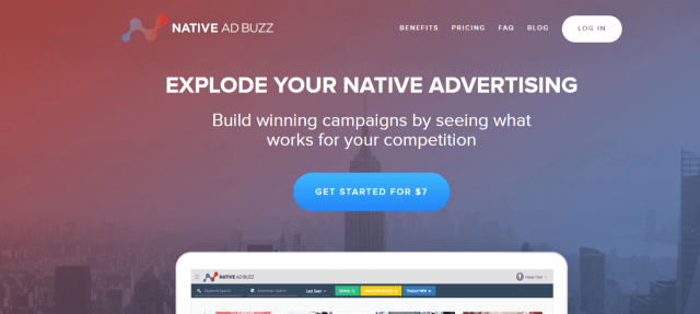 NativeAdBuzz- Best Facebook Ads Spy Tools