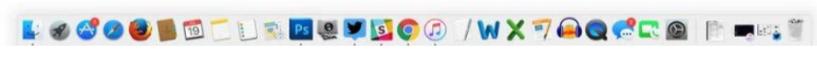 Screenshot of drop down menu- take screenshots on Mac