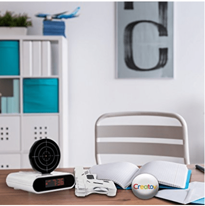 Target Alarm Clock for heavy sleepers