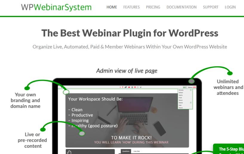 WebinarSystem- Best Webinar Software
