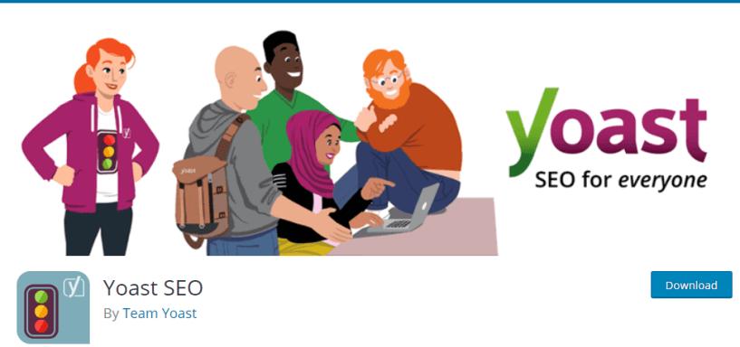 Yoast SEO- WordPress SEO Plugins
