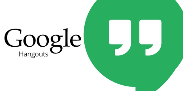 Hangouts- Best Texting Apps