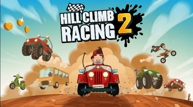 Hill Climb Racing 2- Best Offline Games