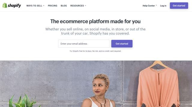 Shopify- Affiliate Programs