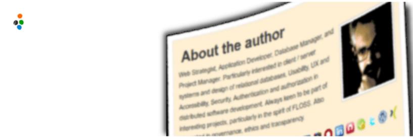 Author Box Reloaded — WordPress Author Bio Plugins