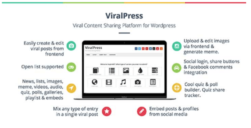 Best WordPress Quiz Plugins- ViralPress