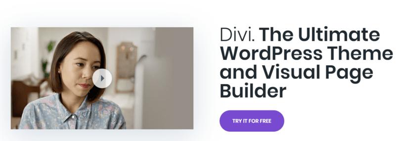 Divi- WordPress Blog Themes