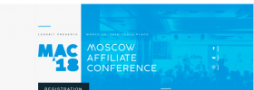 Moscow Affiliate Conference 2018
