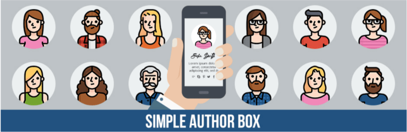 Simple Author Box — WordPress Author Bio Plugins