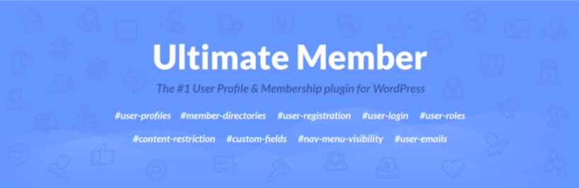 Ultimate Member — WordPress Author Bio Plugins