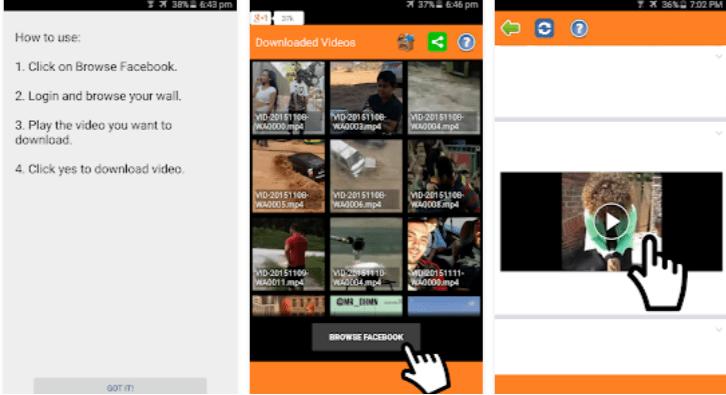 Video Downloader - Facebook Video Downloader