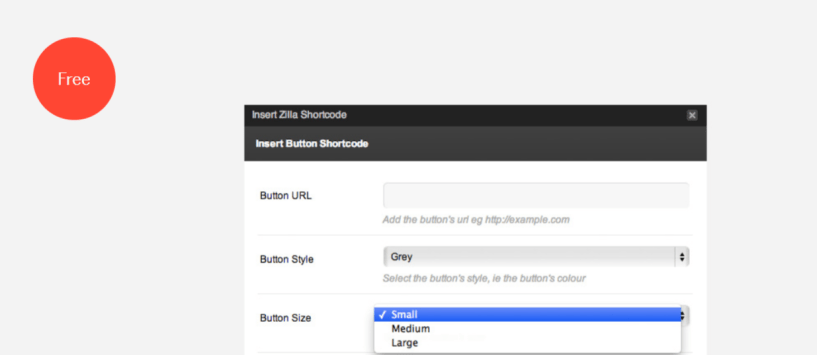 ZillaShortcodes- WordPress Shotcode Plugins