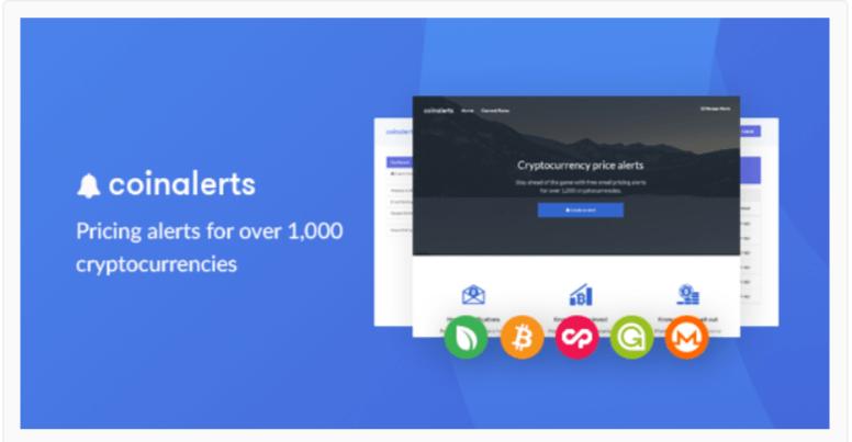 CoinAlerts - Cryptocurrency WordPress Plugins