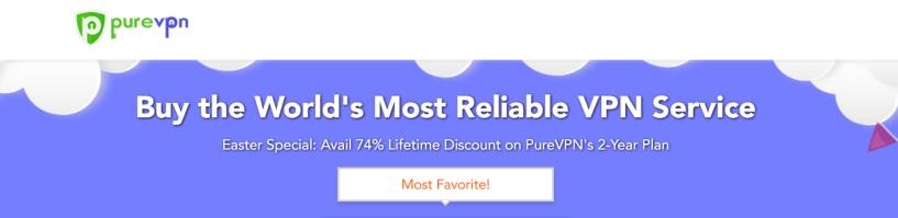 Get PureVPN - Best VPN For Estonia