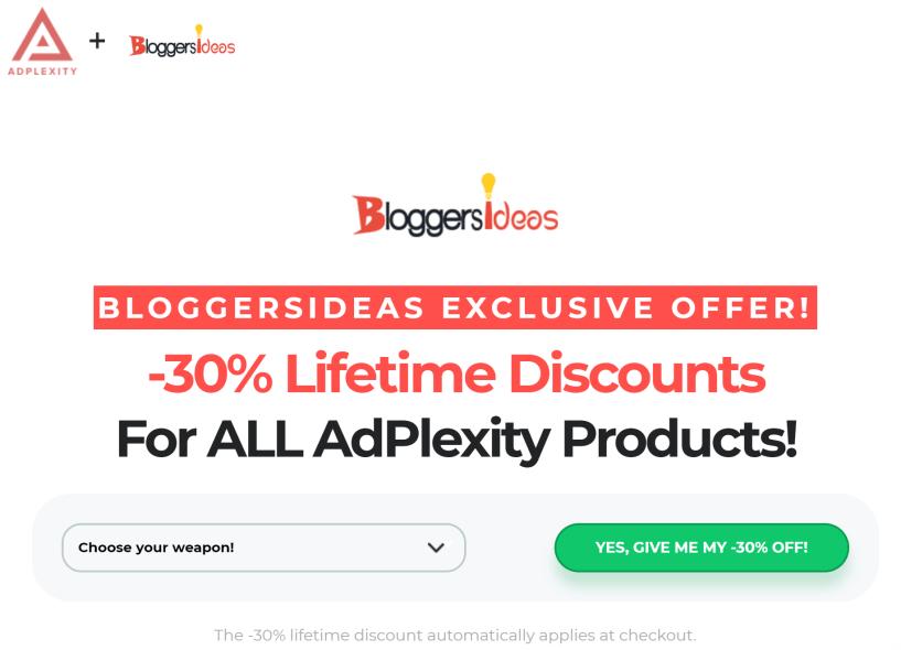 adplexity discount coupon