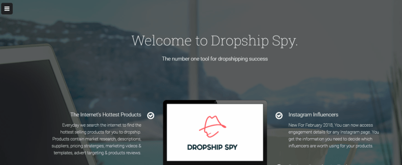 Dropship SPy- Find Winning Shopify Products