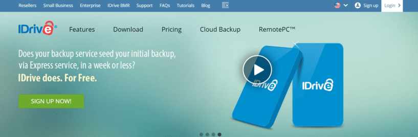 Online Cloud Backup IDrive®- Online Storage For Photos & Videos