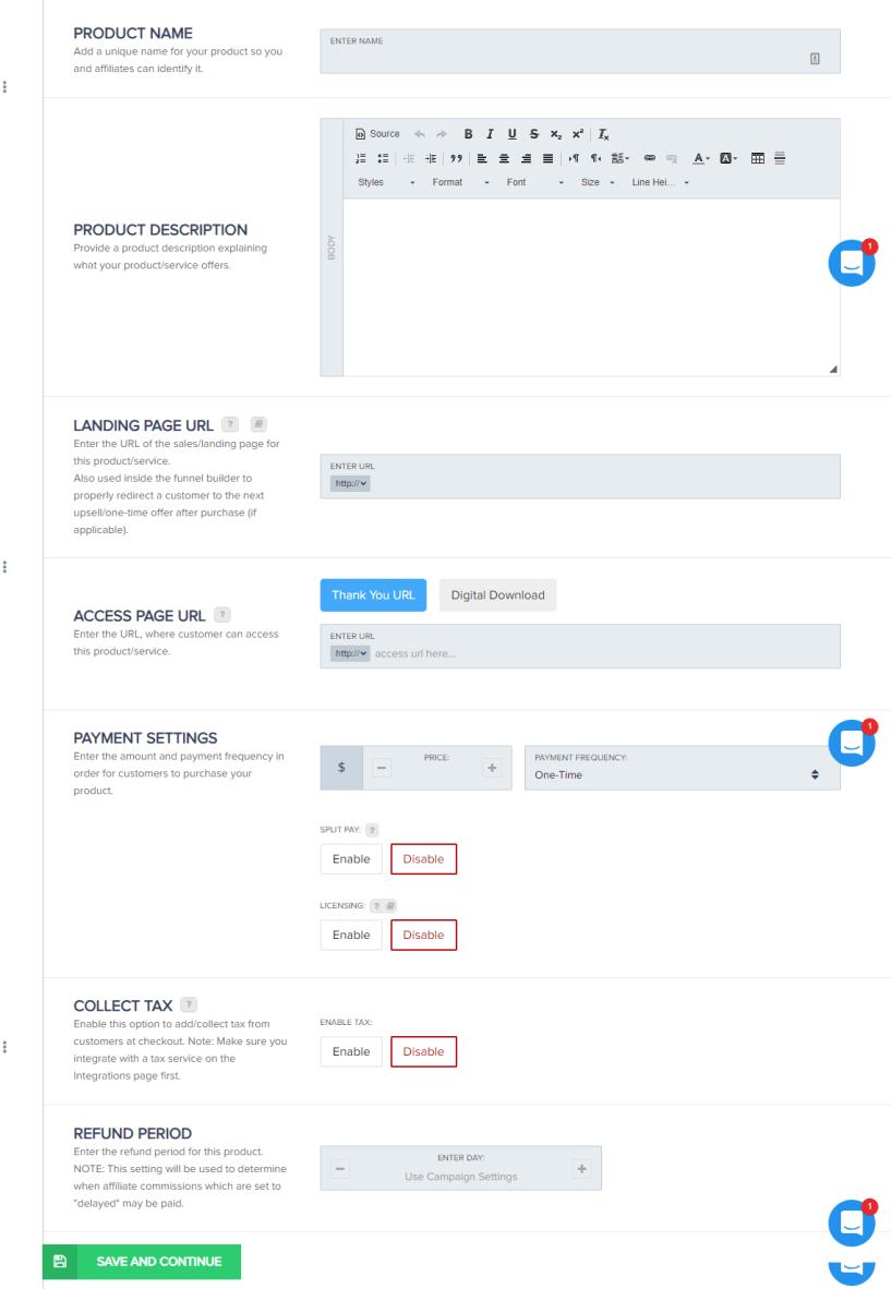 PayKickstart New Product