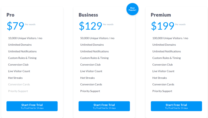 UseProof Pricing- UseProof Review With Alternatives
