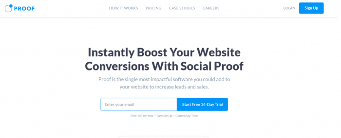 UseProof Review With Alternatives- Increase Your Conversion Rates