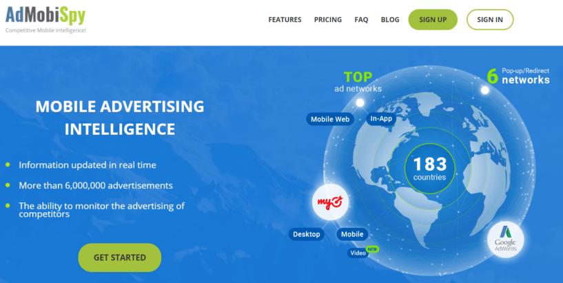 AdMobiSpy Review- Mobile Advertising Intelligence