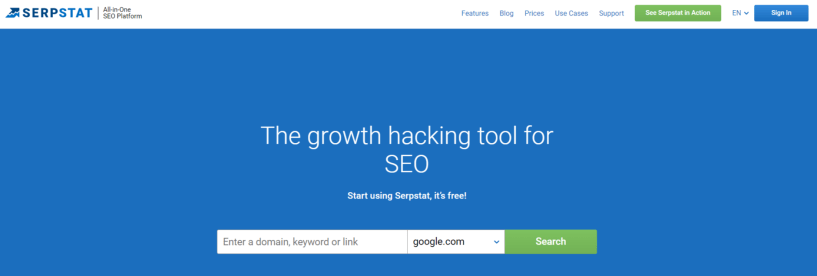 Serpstat Review— Growth hacking tool for SEO Serpstat Review— Growth hacking tool for SEO