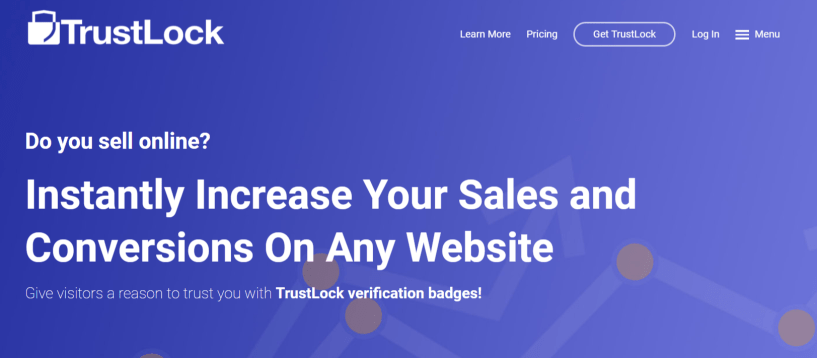 TrustLock- Trust Badge To Increase Sales Conversion
