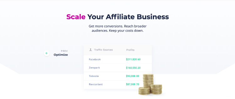 Voluum Coupon Codes- Scale Your Affiliate Business