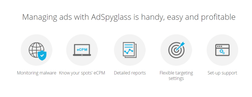 AdSpyglass — Managing The Ads Is Super Easy