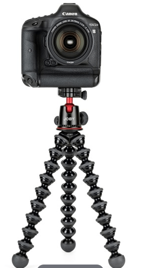 BloggersIdeas joby gorilla tripod vlogging gear 5K