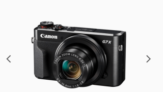 CANON Powershot G7X- Vlogging equipment for bloggersideas