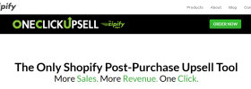Zipify Review- One Click Upsells