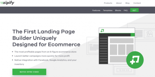 Zipify Review -The First Landing Page Builder Specially Designed for Ecommerce