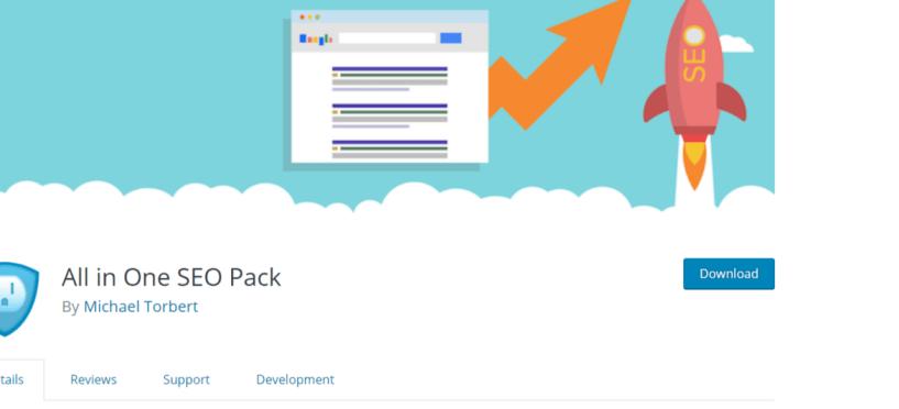 Create A Blog Easily- All In One Seo Pack