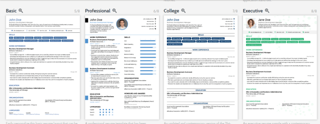 novoresume review 2018 try the best resume builder for free 100