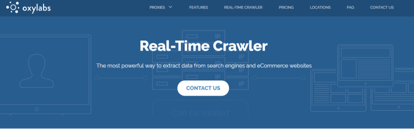 Oxylabs Review- Real Time Crawler