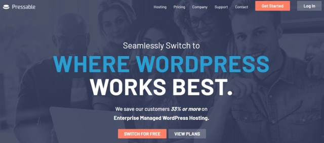 Pressable Coupon Codes- Managed WordPress Hosting