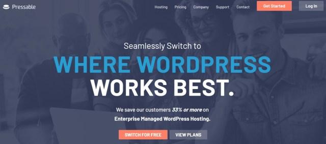 Pressable Coupon Codes- Managed WordPress Hosting