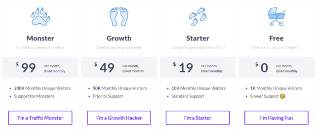 ProveSource Review- Pricing
