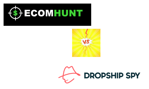 ECom Hunt & Dropship Spy